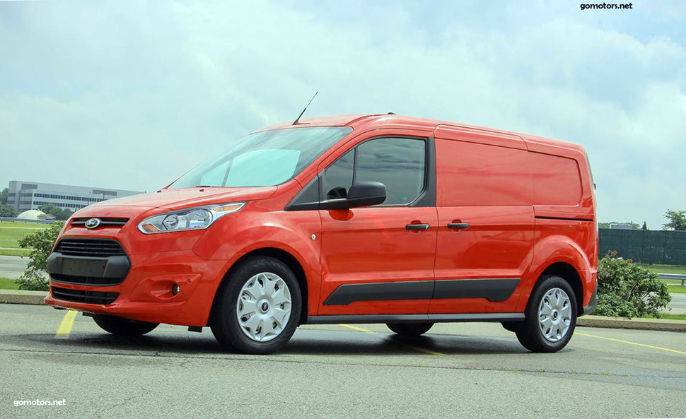 Ford Transit Connect Cargo Van 2014
