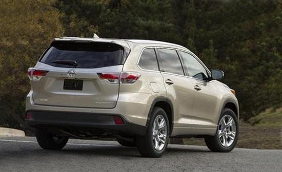 2014 Toyota Highlander Limited AWD