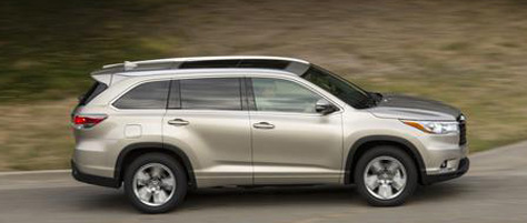 2014 Toyota Highlander Limited AWD
