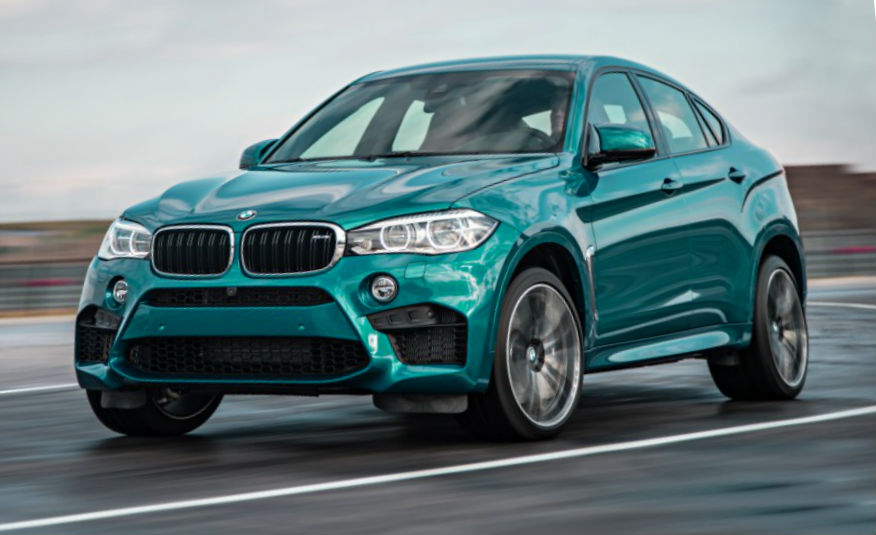 Cool 2015 BMW X6 M Review
