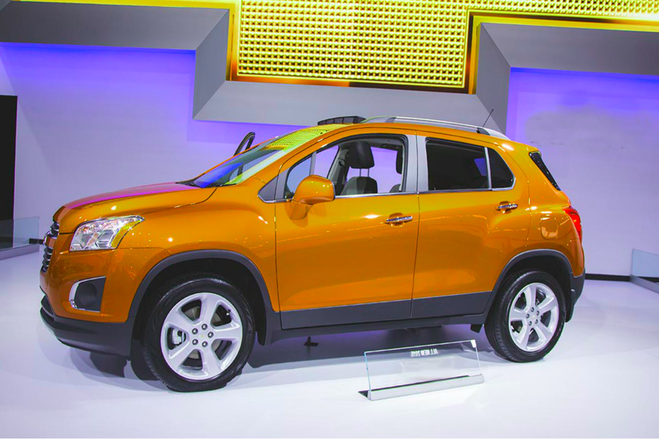 2015 chevrolet trax review release date price and specs. Black Bedroom Furniture Sets. Home Design Ideas