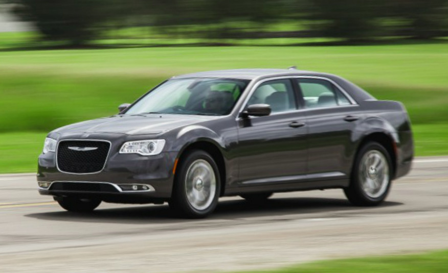 2015 Chrysler 300 V-6 AWD