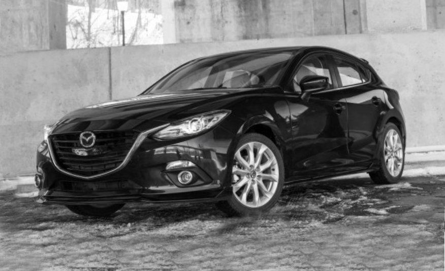 2015 Mazda 3 2.5L hatchback