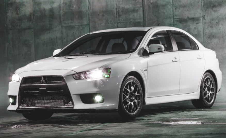 2015 Mitsubishi Lancer Evolution X MR