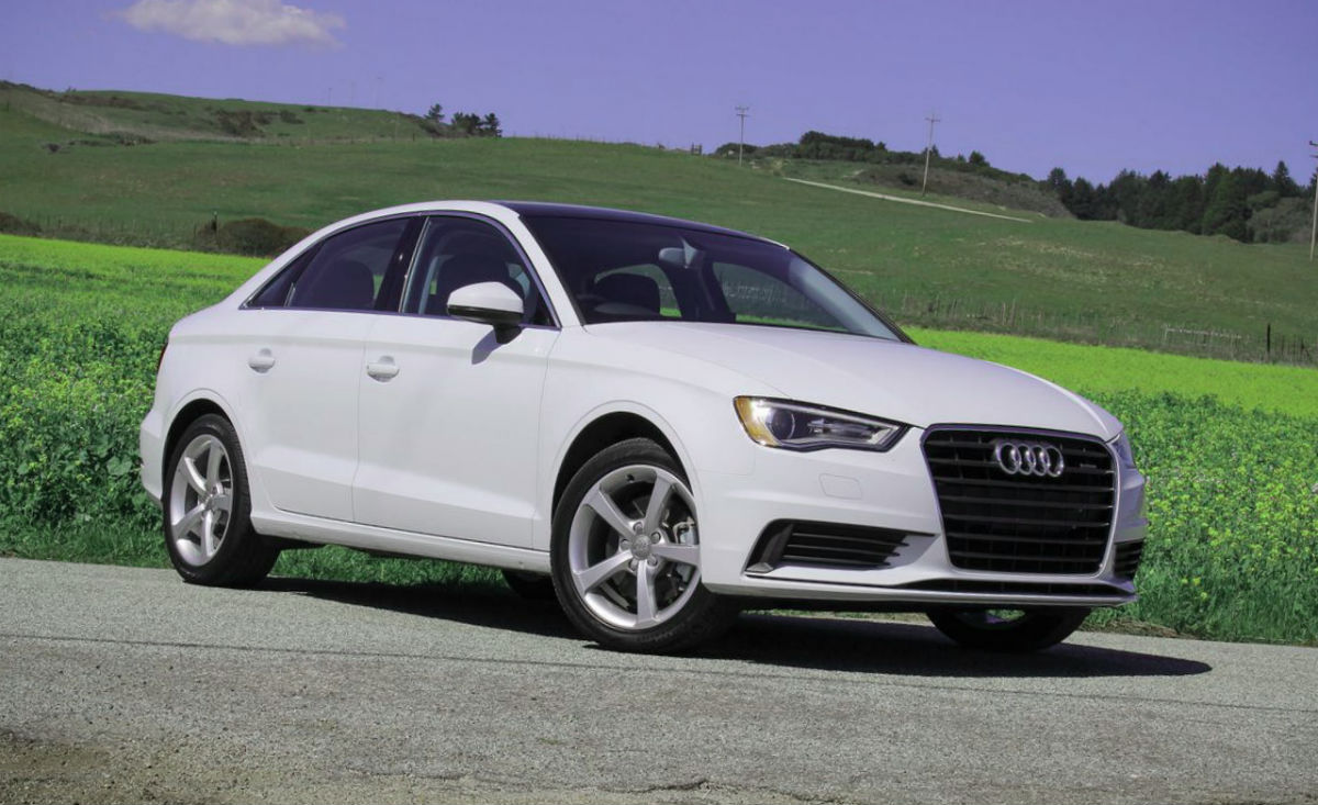 Fantastic 2015 Audi A3 Sedan Review