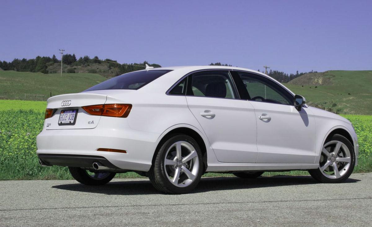 2015 Audi A3 Sedan review