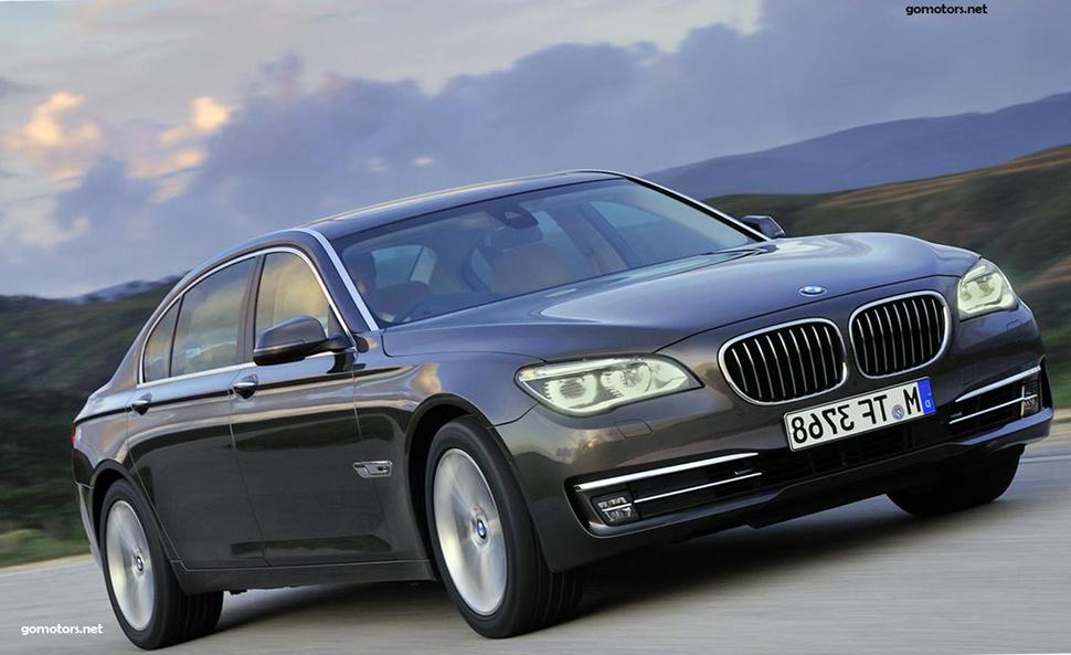 BMW 740Li xDrive 2014