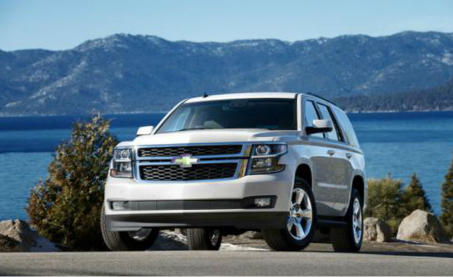 2015 chevrolet tahoe review. Black Bedroom Furniture Sets. Home Design Ideas
