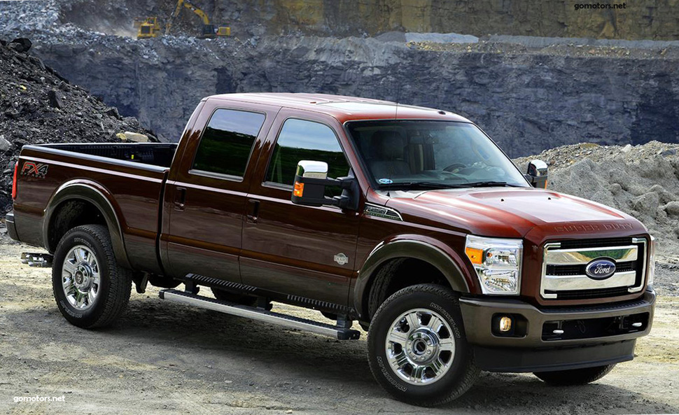 Ford F-250 Super Duty Diesel 2015