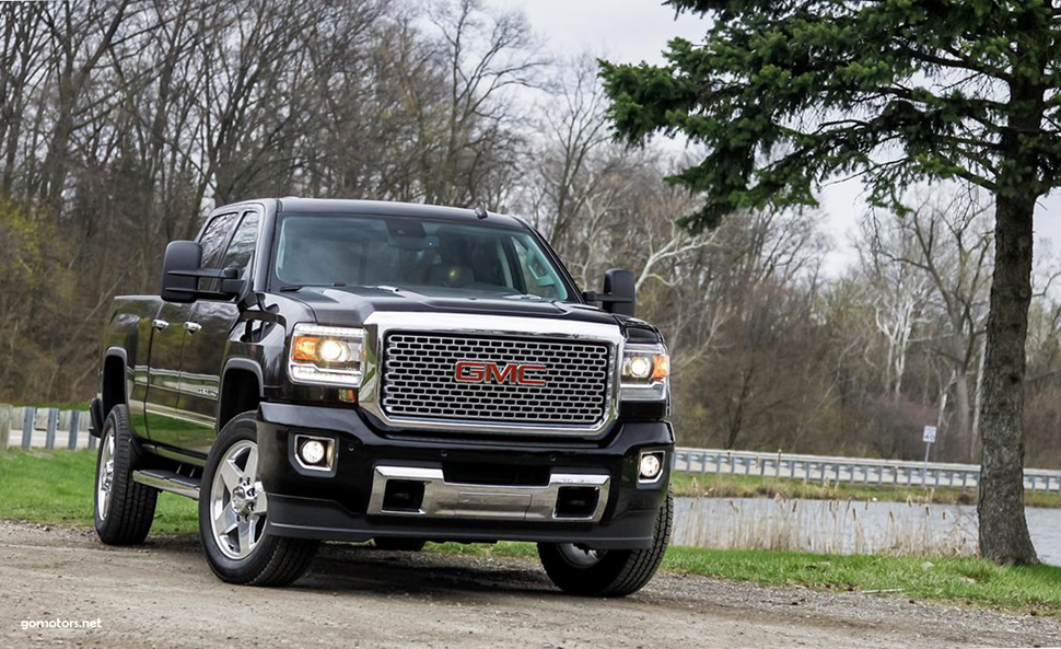 2015 gmc sierra 2500 hd denali 4x4 review. Black Bedroom Furniture Sets. Home Design Ideas