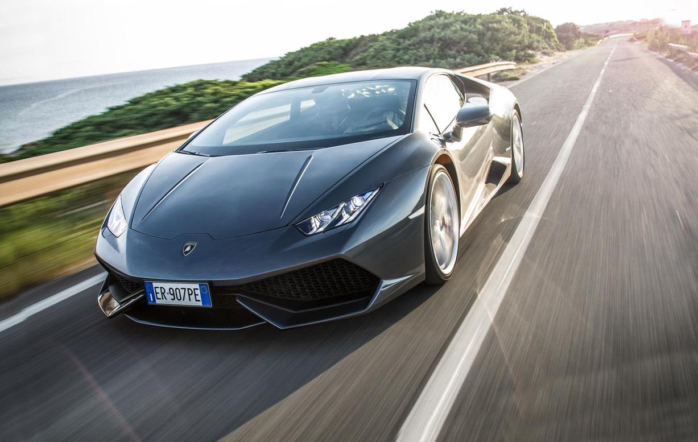 Lamborghini Huracán LP 610-4 2015