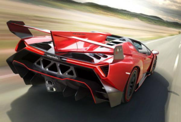 Lamborghini Veneno Roadster 2015