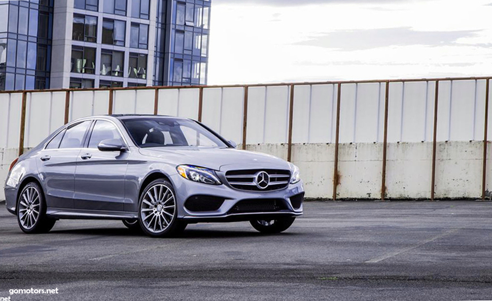 2015 mercedes benz c300 4matic review for Mercedes benz c300 reviews