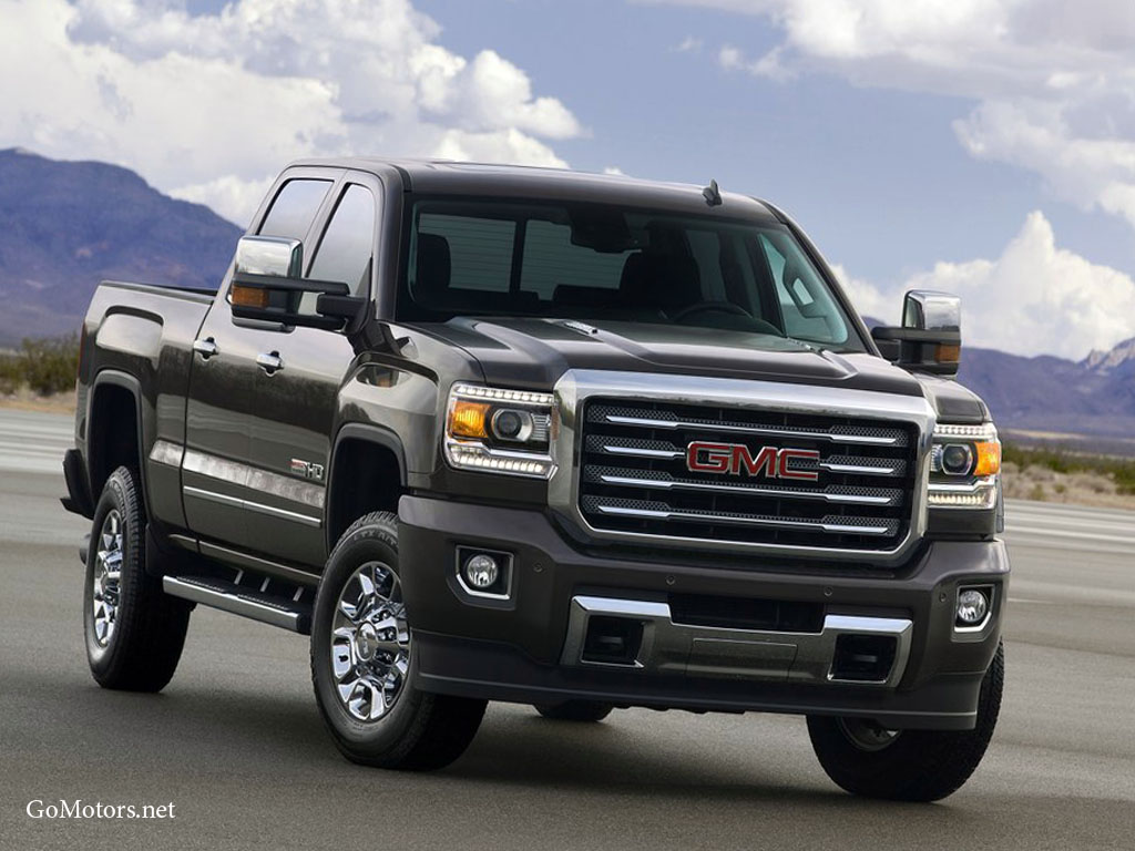 2015 GMC Sierra All Terrain HD review
