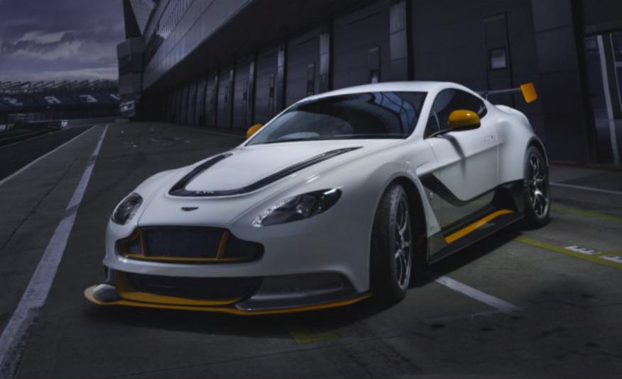 2016 Aston Martin V12 Vantage GT3 Special Edition