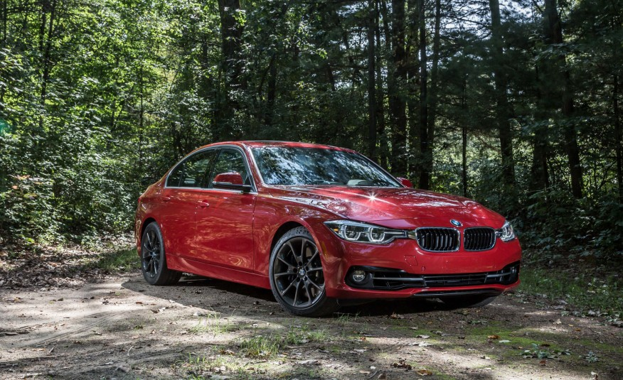 2016 BMW 340i Wallpapers
