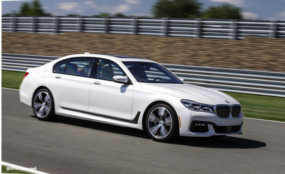 Cool 2016 BMW 750i XDrive Review
