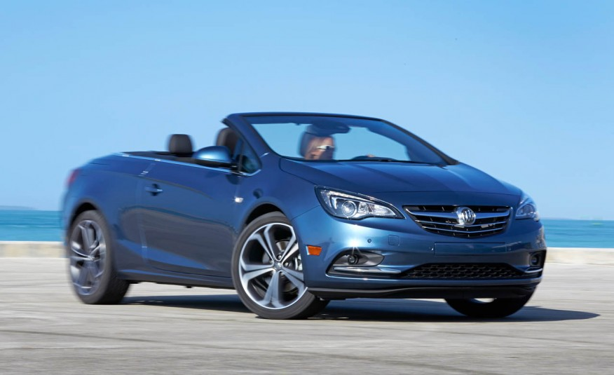 Buick Cascada Wallpapers