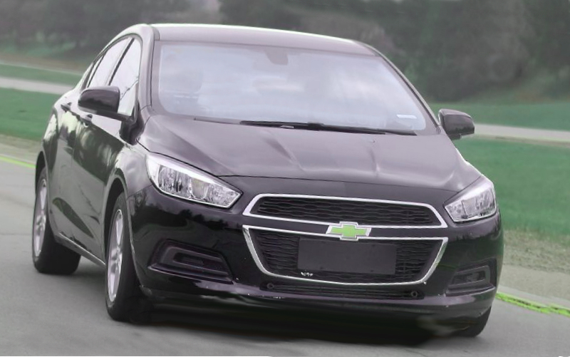 2016 Chevrolet Cruze Sedan