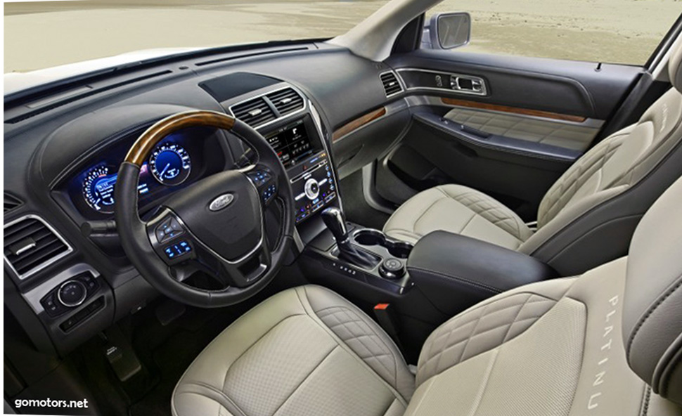 Ford Explorer - 2016