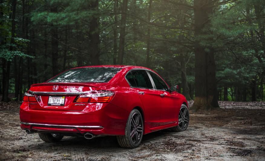 Honda Accord Sport Wallpapers