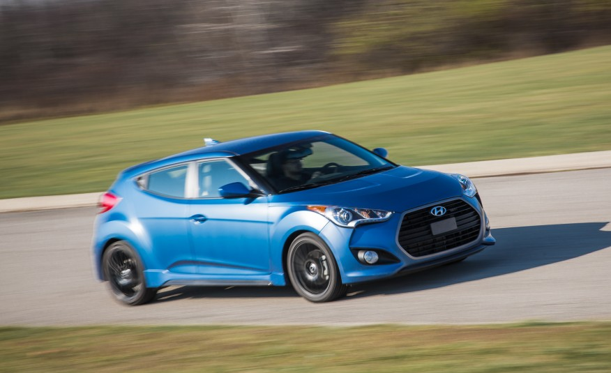 Hyundai Veloster Wallpapers