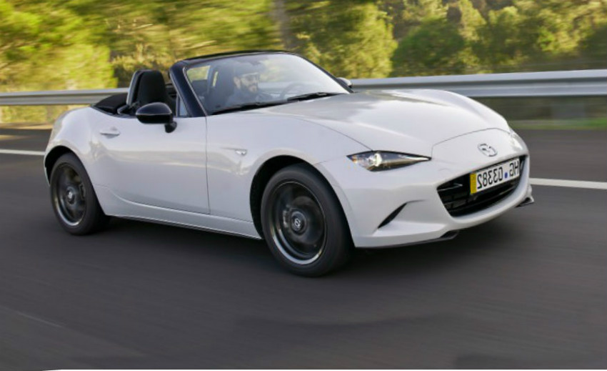Unique 2016 Mazda MX5 Miata Review