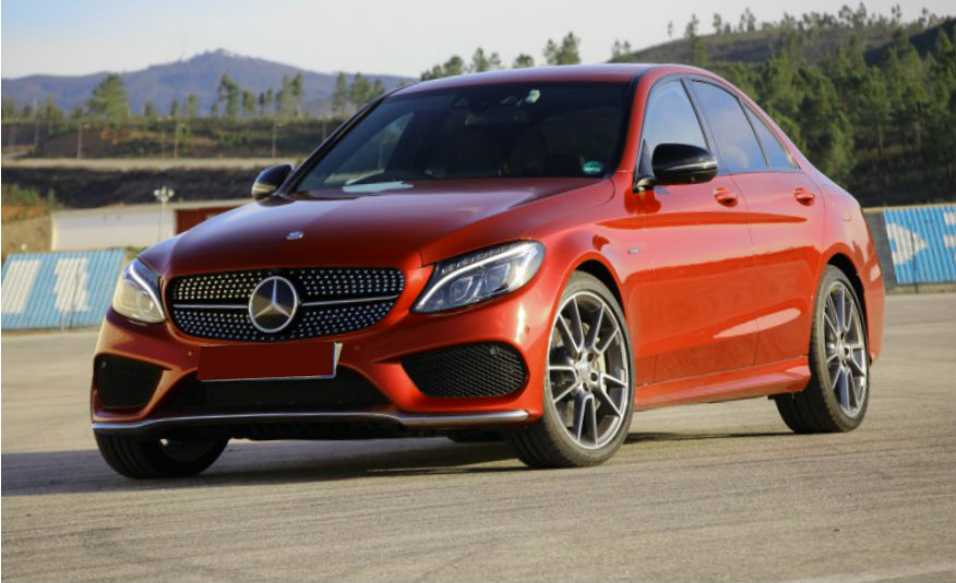 2016 Mercedes-Benz C450 AMG 4MATIC