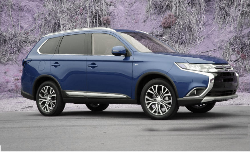 Wonderful 2016 Mitsubishi Outlander Review