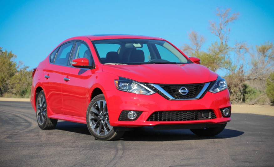 Nissan Sentra Wallpapers