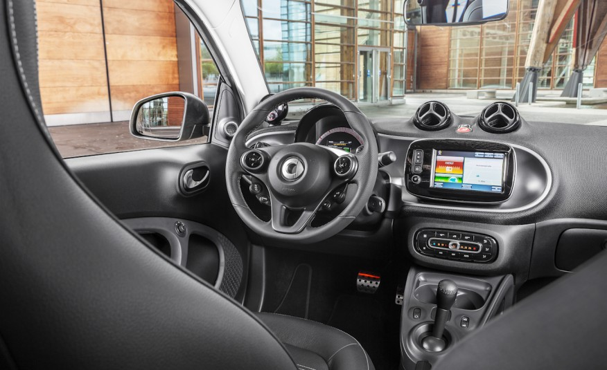 Smart Fortwo Cabriolet Wallpapers