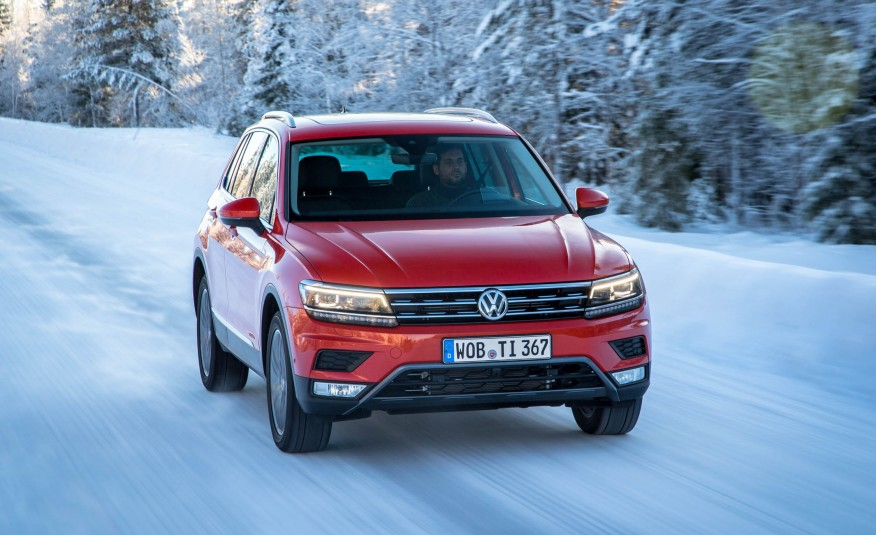 Volkswagen Tiguan Wallpapes