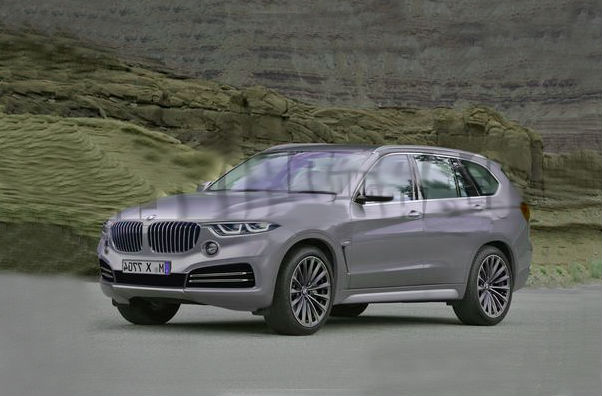 2018 Bmw X7 Future Car Review
