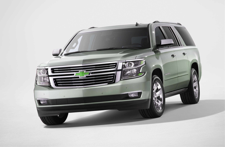 2015 Chevrolet Suburban 4WD
