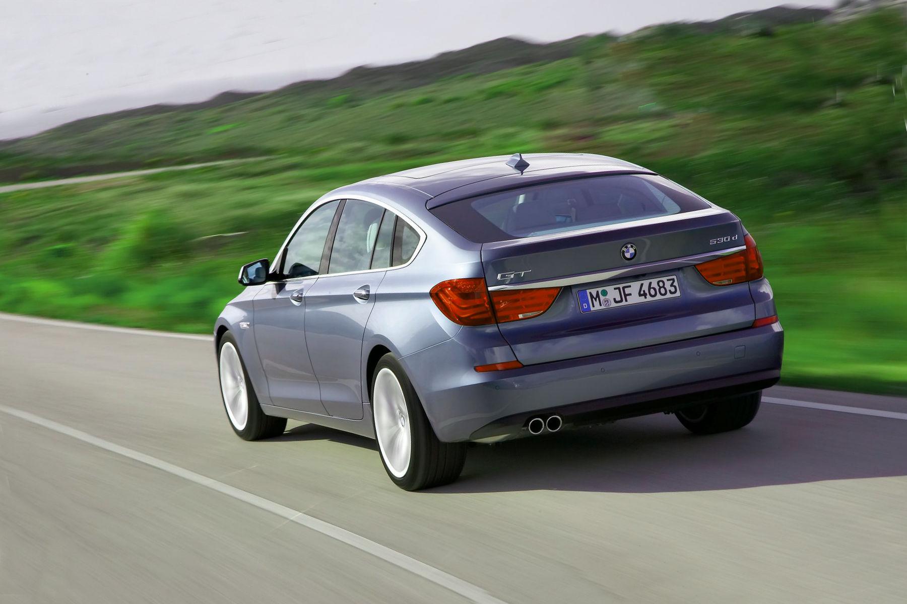 BMW 530d Gran Tourismo