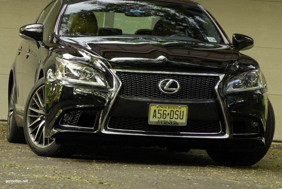 Lexus LS 460 F Sport AWD 2015