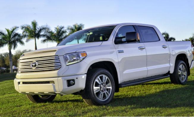 2014 Toyota Tundra Platinum CrewMax 2WD