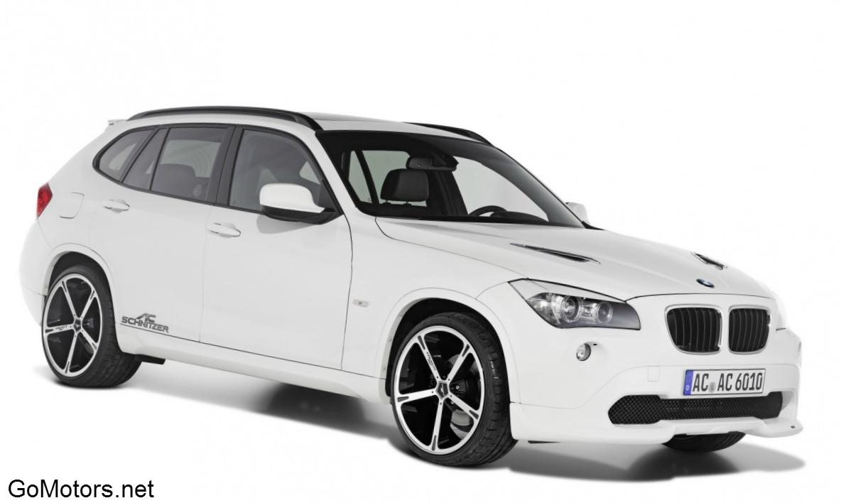 AC Schnitzer BMW X1
