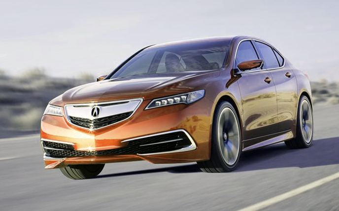 2014 Acura TLX Concept review
