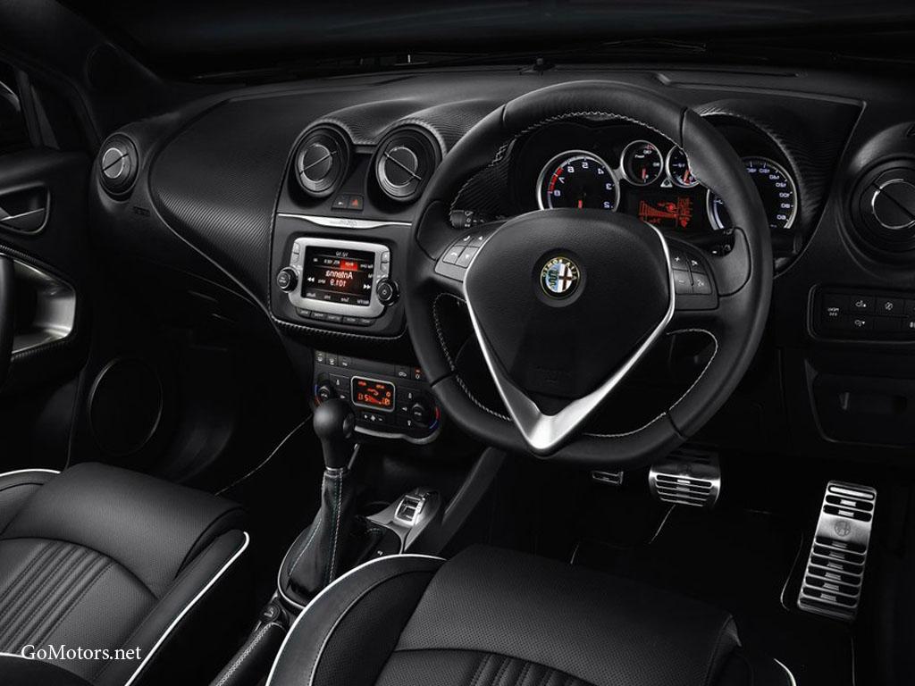 Alfa Romeo MiTi Quadrifoglio Verde 2014