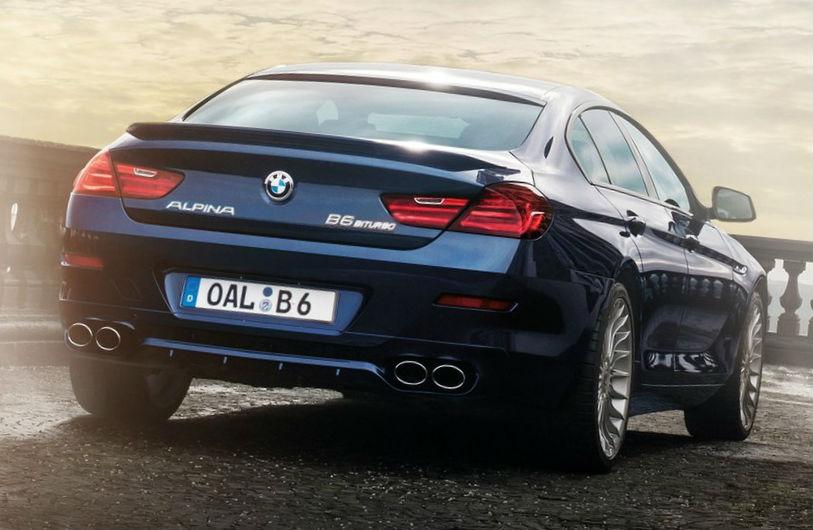 Alpina BMW B6 Bi-Turbo Gran Coupe