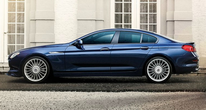 Alpina BMW B6 Bi-Turbo Gran Coupe