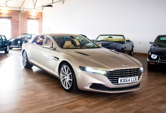 Aston Martin Lagonda Taraf Wallpapers