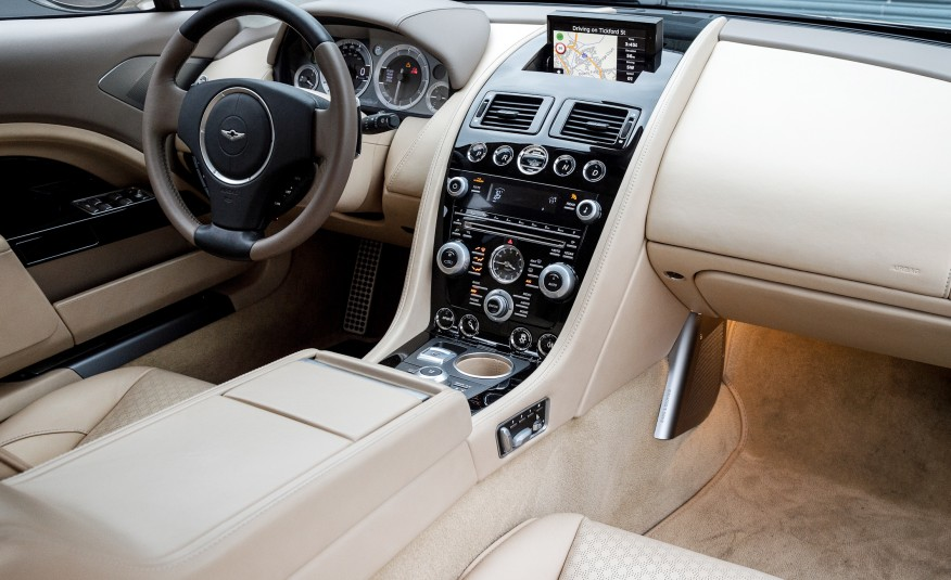 Aston Martin Lagonda Taraf Wallpapers