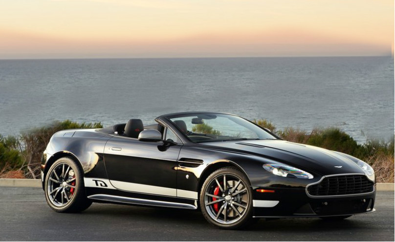 2015 Aston Martin V8 Vantage Gt Roadster Review