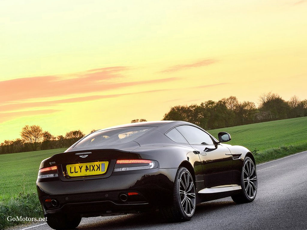 Aston Martin DB9 Carbon Edition 2015