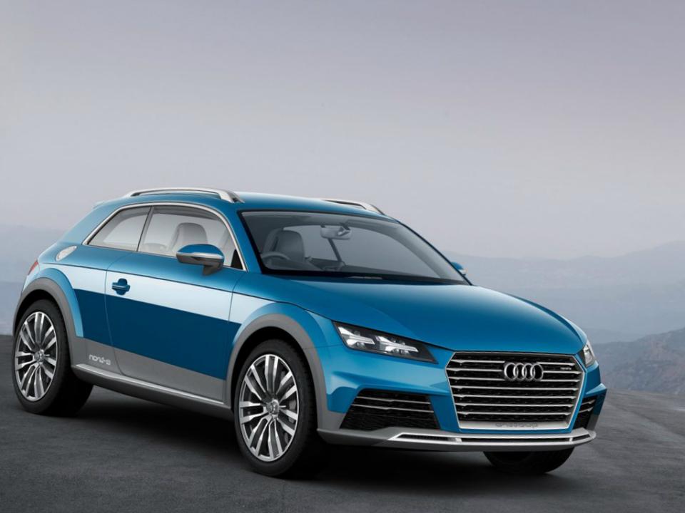 Audi Allroad Review