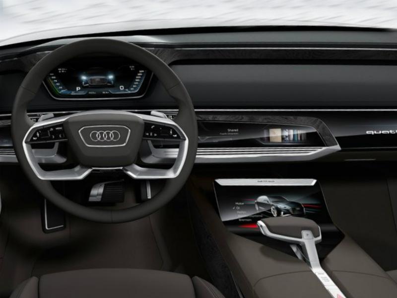 Audi Prologue Avant Concept 2015