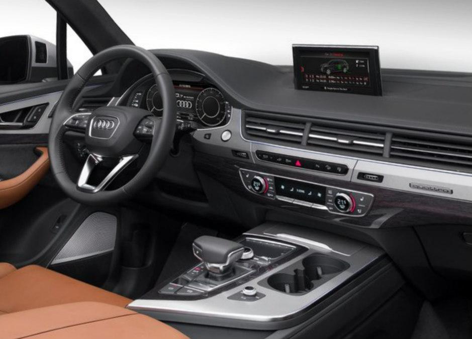 2017 Audi Q7 e-tron 3.0 TDI quattro