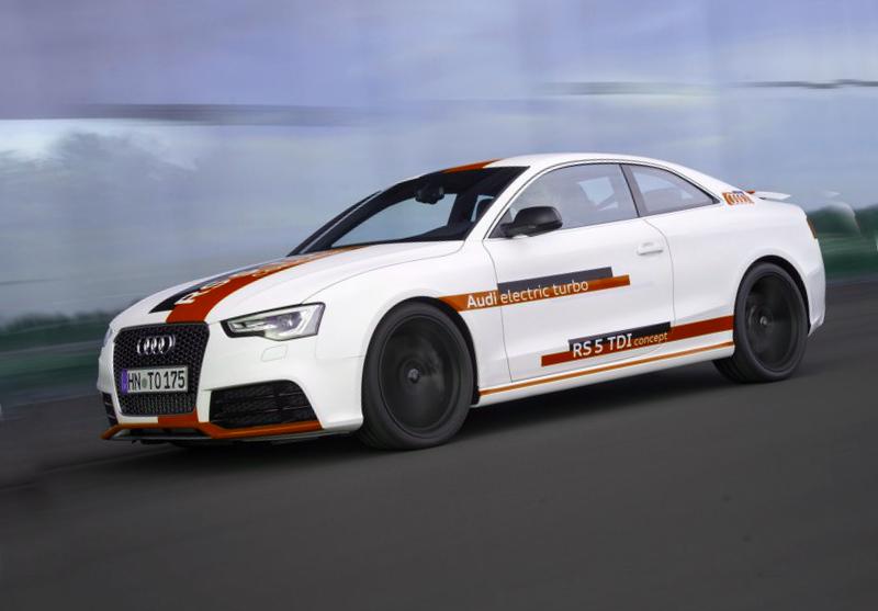 Audi RS5 TDI Concept 2014